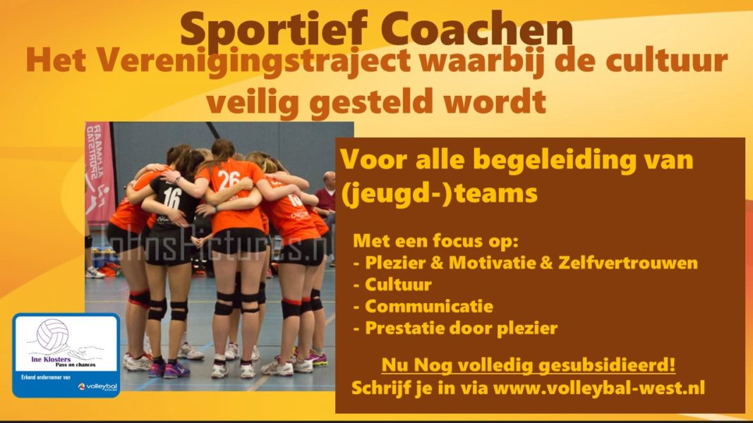 Sportief Coachen