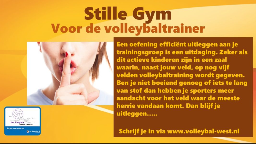 Stille gym