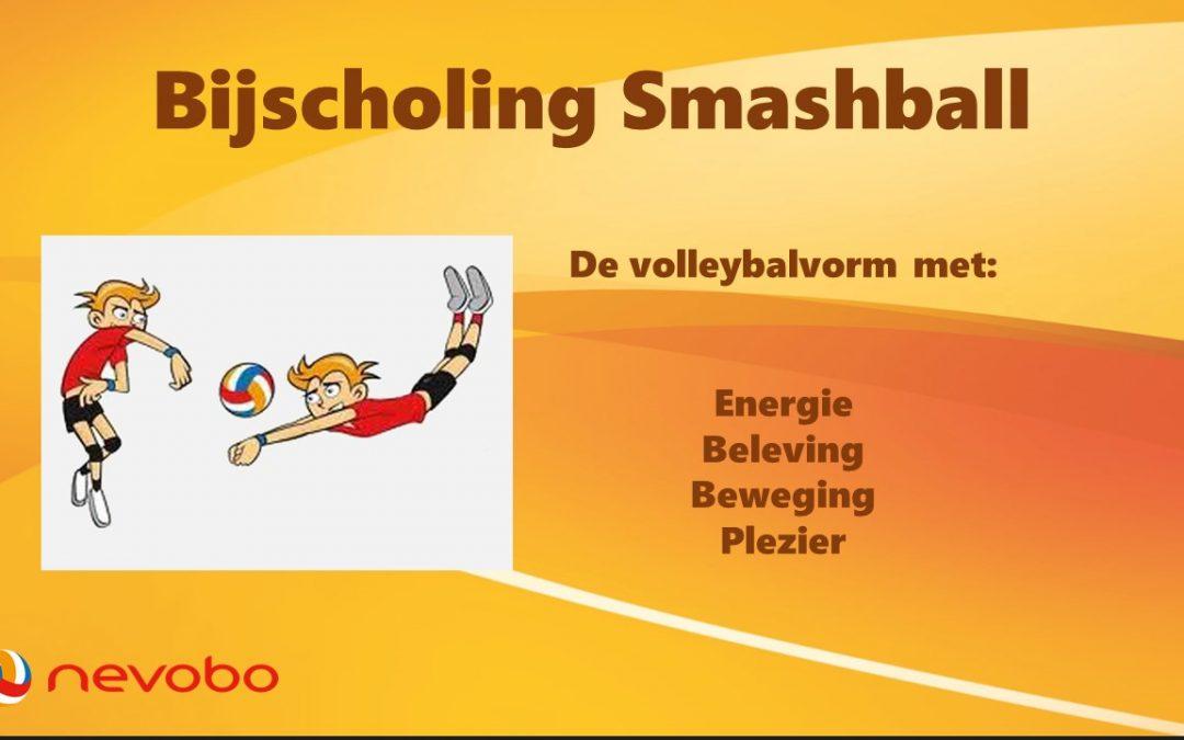 Bijscholing Smashball