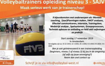 VT3 Amsterdam 15-12-2019 –